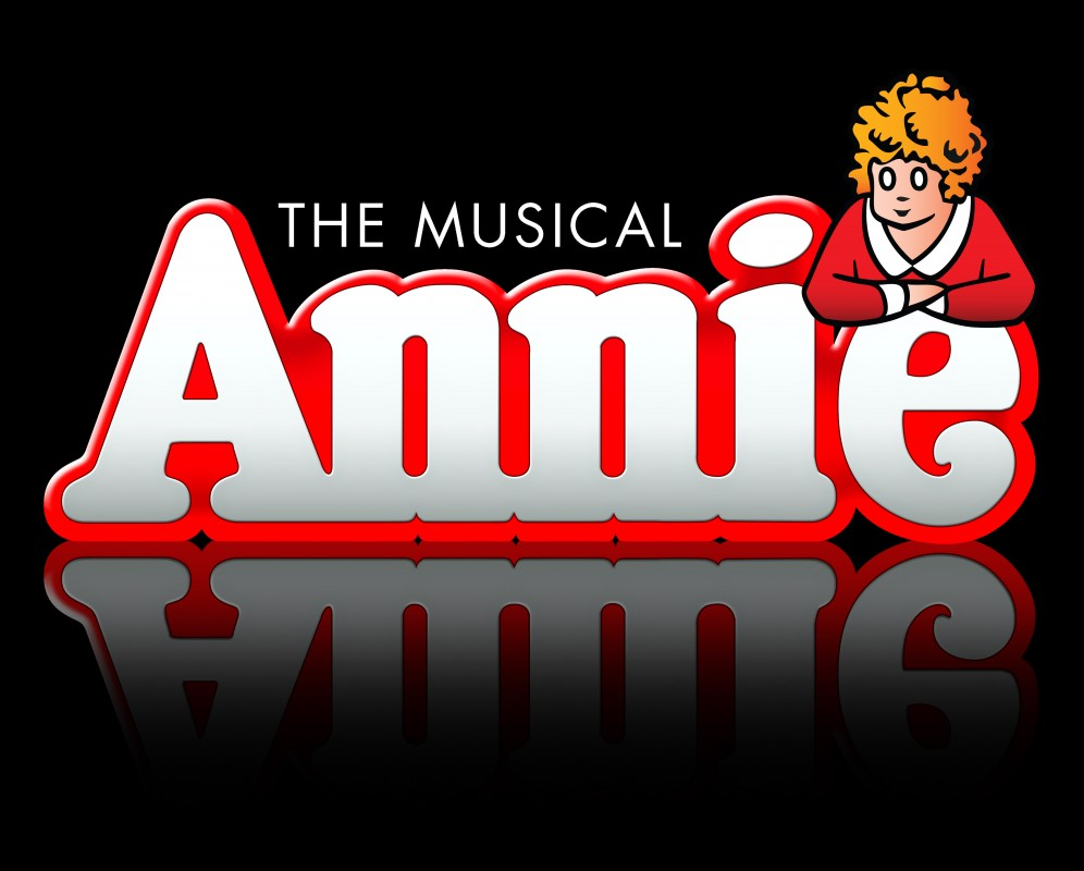Annie Musical Production Logo