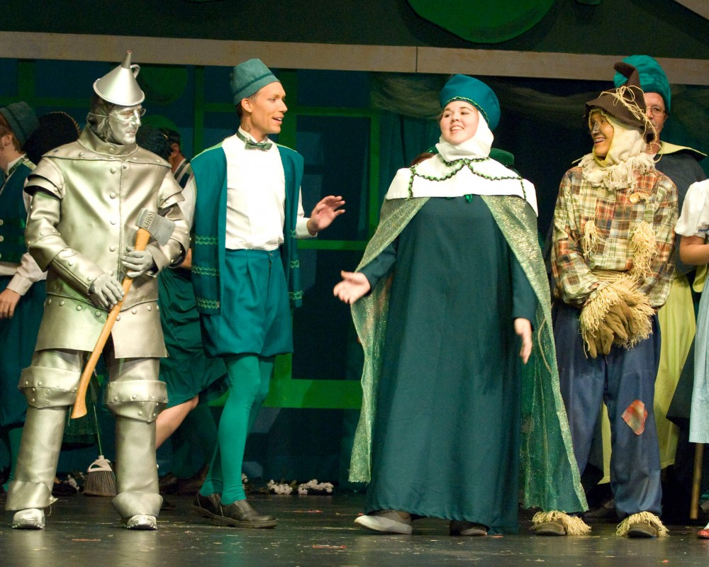 The Wizard of Oz   Waupaca Fine Arts Festival